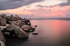 Longexpo Ostseestrand Sunset
